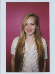 Maddy Goodhart '19  Music Director