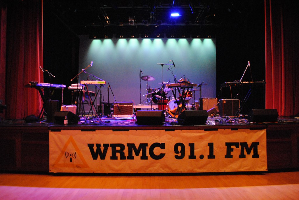 WRMC Stage
