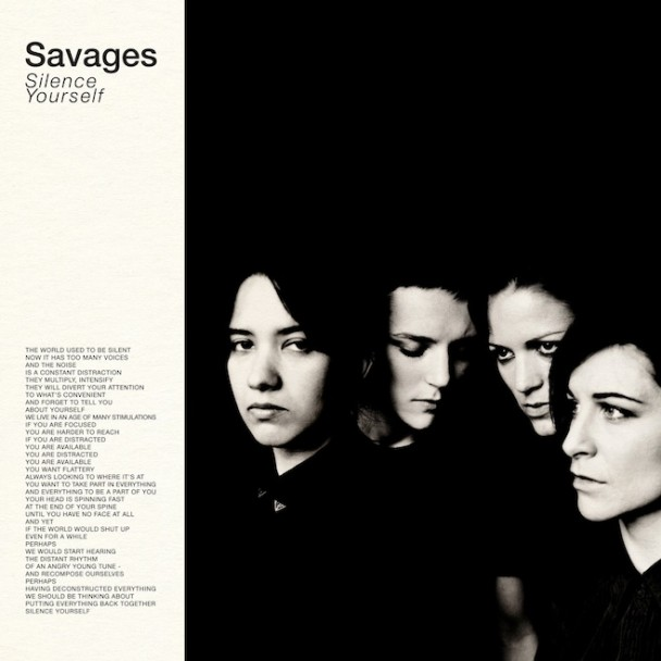 Savages-Silence-Yourself-608x608