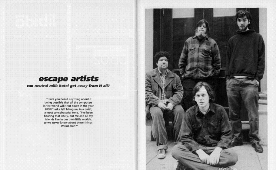 sourced from May, 1998 issue of Option, a now defunct music magazine