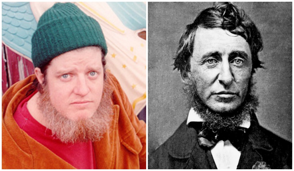 Scott Spillane x Henry David Thoreau