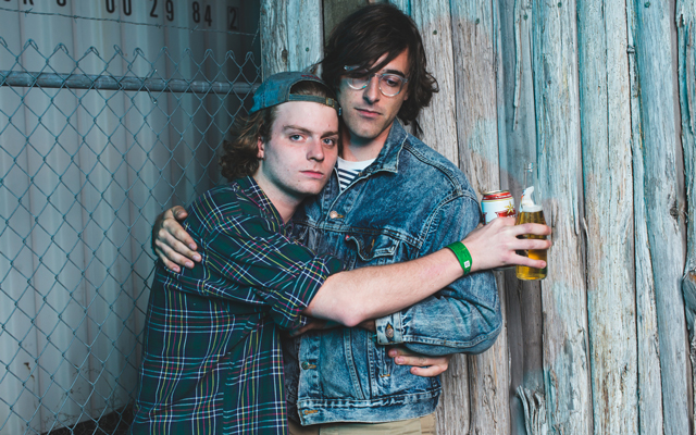Mac DeMarco & Matt Mondanile of Real Estate & Ducktails