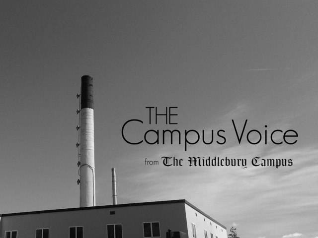Campus voice cover